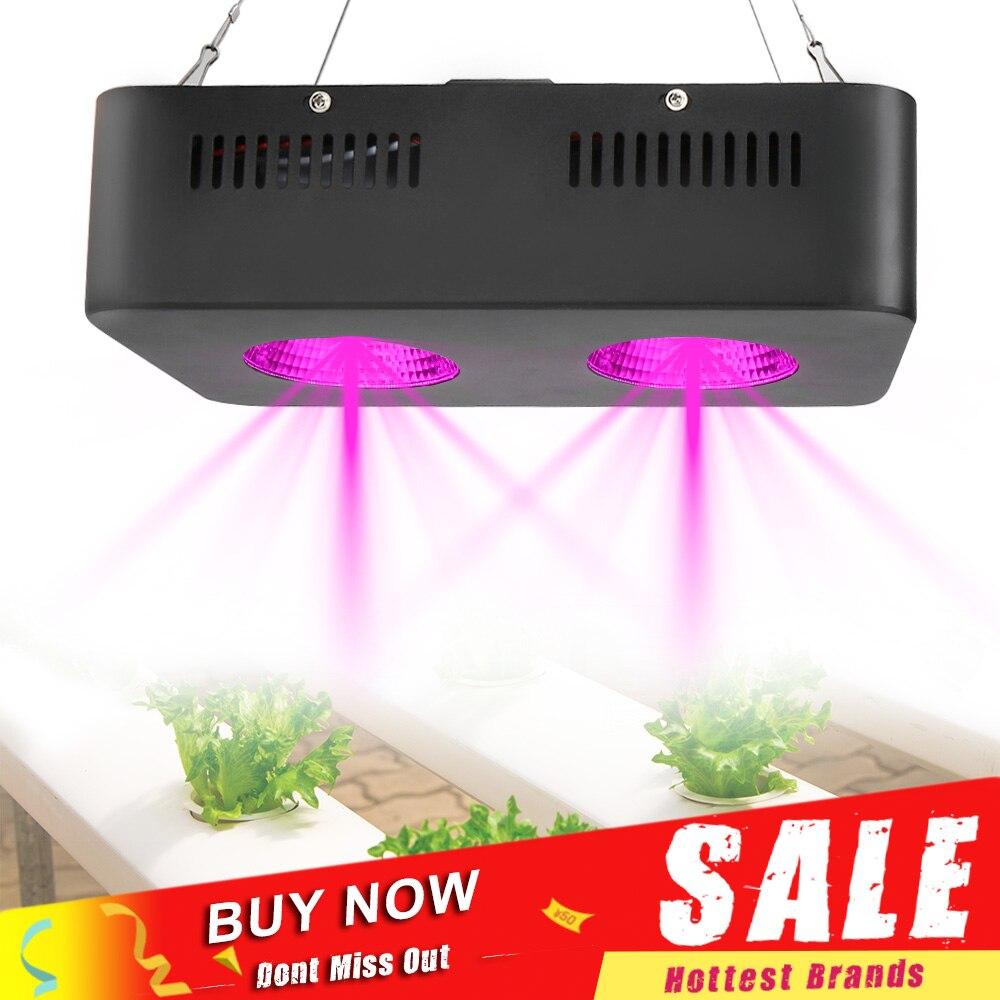500 W LED à spectre complet poussent la lampe à LED hydroponique légère pour les plantes d'intérieur