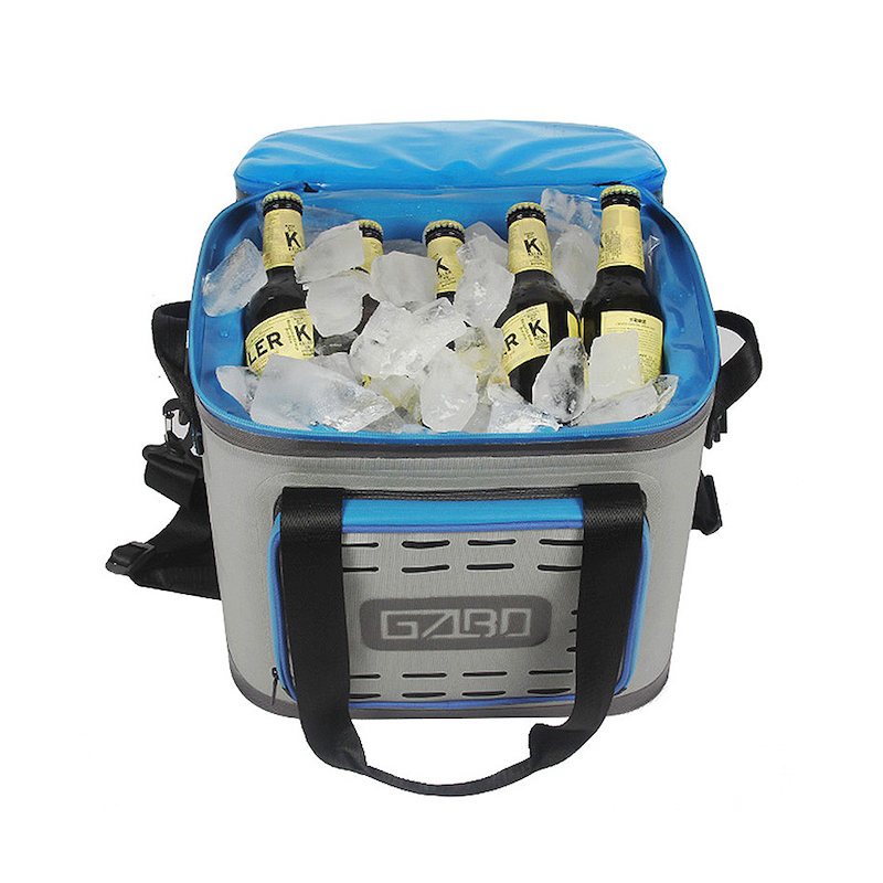gb24sg 24 cans square cooler box cooler bag insulated ice bag