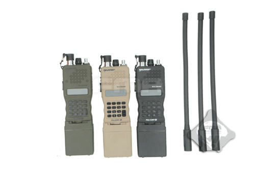 FMA Decorative Tactical Airsoft PRC-152 Dummy Radio Communication Case TB999