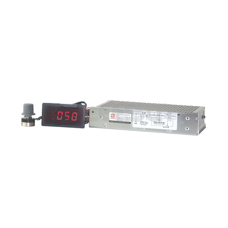 Manual 165~264VAC Digital Tension Controller Output 24VDC for Leather Industry and other machine One year warranty haitai b 600 digital high precision automatic constant tension controller for printing and textile