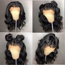 Sterly 360 Lace Frontal Wig Pre Plucked With Baby Hair Remy Hair Lace Front Wigs Brazilian Body Wave Human Hair Wigs(China)