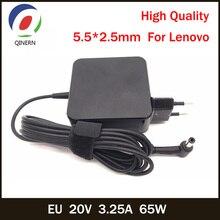20V 3.25A 65W 5.5*2.5Mm Sạc Laptop Cho Lenovo G460 Y460 G470 Y470 G480 Y410P U130 u165 U350 U310 U410 U430 U450 U450P U460