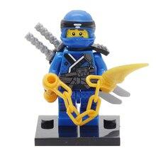 Enkele Verkoop Nieuwe Ninja Bouwstenen Speelgoed Compatibel legoINGly Ninjago Master Wu NYA Mini Bricks Cijfers Voor Kinderen Beste Geschenken