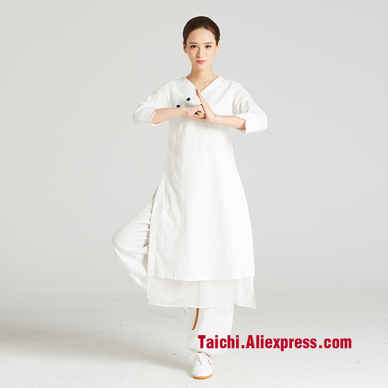 Martial Art Tai Chi Wu Nong Wudang Taiji Service New Listing Of Women 's Leisure Morning Training Clothes