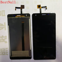 K6000 BestNull Original 5 5inch LCD Display With Touch Screen Panel Repair Parts For Oukitel K6000
