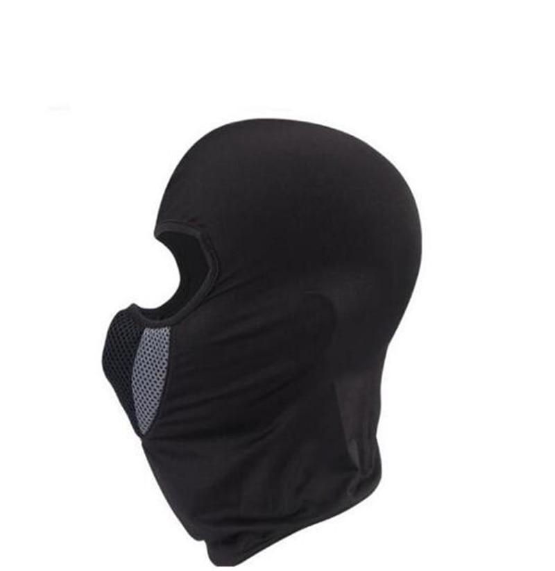 ICESNAKE Balaclava Moto Face Mask Motorcycle Tactical Cycling Bike Ski Army Helmet Protection Full Face Mask in Motorcycle Face Mask from Automobiles Motorcycles