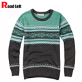 2015 Male Autumn&Winter Brand Sweater Men's Casual Pullover Men Jumpers O-Neck Slim Fit Knitted Sweaters Blusas Masculina