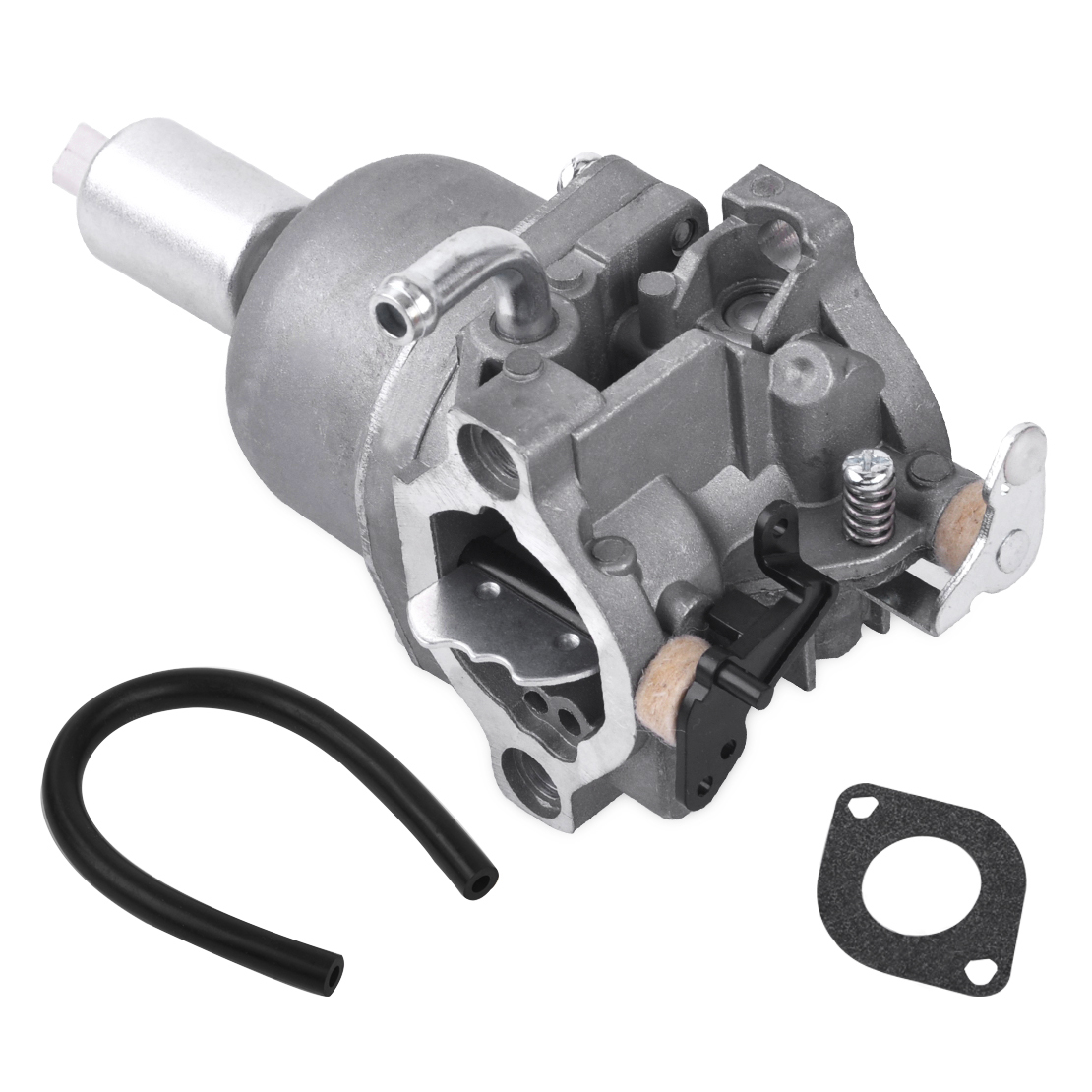 все цены на LETAOSK New 2 pin Carburetor Carb fit for Briggs & Stratton 591731 594593 Nikki 699915 697122 Motor Replacement Accessories