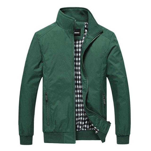 New Jacket Men Fashion Casual Loose Mens Jacket Sportswear outdoors Bomber top coat Mens jackets and Coats Plus Size M- 5XL