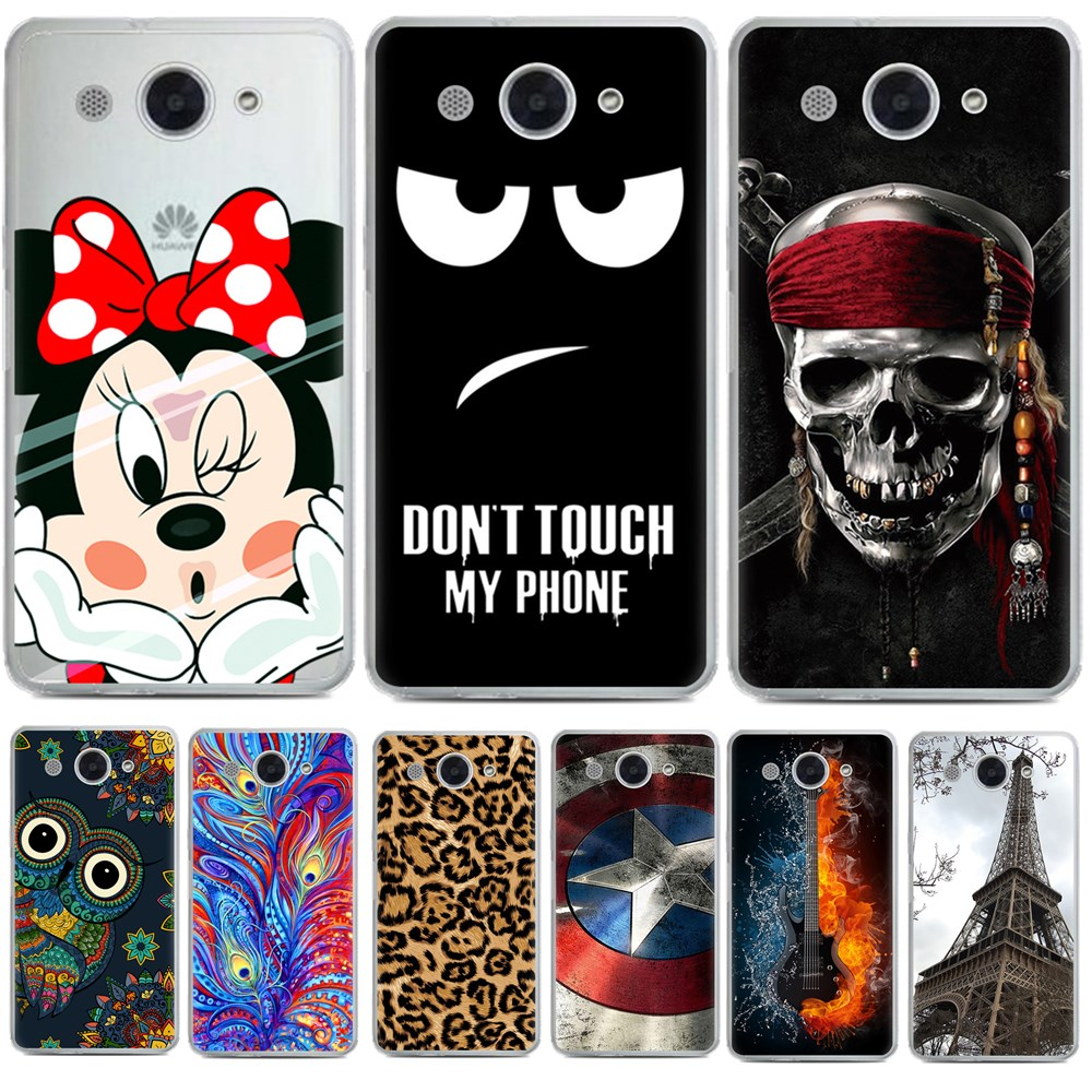 Case For Huawei Y3 Case Soft TPU Cover Phone Case For Huawei Y3 ...