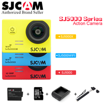 SJCAM SJ5000 Series SJCAM SJ5000X Elite SJ5000 WiFi Action Camera 2.0 LCD SJ CAM SJ 5000 Waterproof Mini Sports Action Camera
