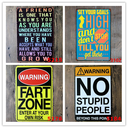Exceptionnel 50pcs Poem Funny Family Life Kitchen Rule Quote Metal Painting Store Vintage  Posters Wall Art Decor  In Plaques U0026 Signs From Home U0026 Garden On  Aliexpress.com ...