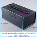 (1) металлический корпус металлического корпуса для проекта электрическая коробка szomk корпус управления 150x110x275 мм металлическое соединение ...