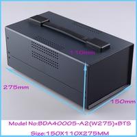 1 Iron Enclosure Metal Project Box Case Electrical Box Szomk Control Enclosure150x110x275 Mm