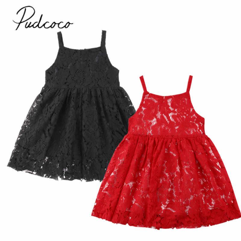 4ee61077dc9 2018 Фирменная Новинка для малышей Одежда для детей  малышей  девочек  принцессы цветочные кружева выдалбливают