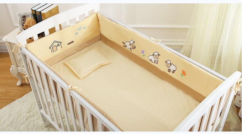 Boy Newborn Baby Bed Linens