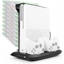Вертикальный охлаждающий вентилятор yoteen для xbox one s Подставка