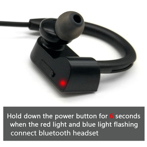 Image 3 - Waterproof Wireless Headphone Stereo Bluetooth headphones In Ear Bluetooth Earphone MP3 Player with Micphone for iPhoneX Android