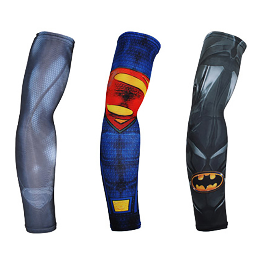 Wrist Tattoo Arm Sleeve Cover Sun Protection Sport Elastic Oversleeve Hand Sleeves Arms All Over Print Arm Warmers Oversleeves