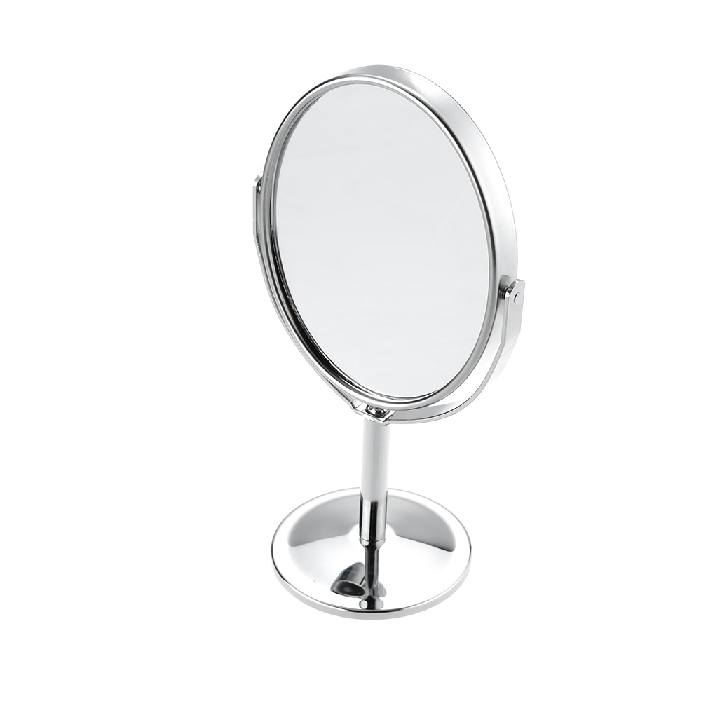 Jerdon Portable Led Lighted Adjule Makeup Mirror 10x