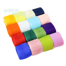 (10 yards/roll)  (50mm) Organza Ribbon gift wrapping  Christmas ribbonsDIY   Hair accessories and   Garments  Jewelry Access