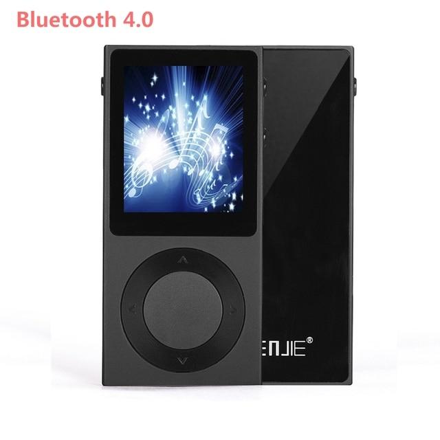 """מקורי BENJIE T6 MP3 נגן 1.8 """"TFT מסך מלא אבץ סגסוגת Lossless HiFi MP3 מוסיקה נגן תמיכה DSD/ bluetooth/AUX"""