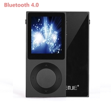 """Reproductor de MP3 Original BENJIE T6, pantalla TFT de 1,8 """", reproductor de música HiFi de aleación de Zinc sin pérdidas, compatible con DSD /Bluetooth/ AUX"""