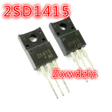 10PCS 2SD1415 TO-220F D1415 TO220F 2SD1415A TO-220 D1415A new original k08f655 to 220f