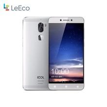 Оригинальный Новый LeTV LeEco Прохладный 1 Snapdragon Octa Core 1.8 ГГц телефон 3 ГБ Оперативная память 32 ГБ Встроенная память 5.5 дюйма FHD 13MP двойной камеры отпечатков пальцев ID