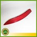 Para VW Jetta 6 (SAE) 2012-2014 Cauda Traseira Do Carro Bumper Refletor de Canto Decorativo Falsa Luz Lâmpada vermelho À Esquerda