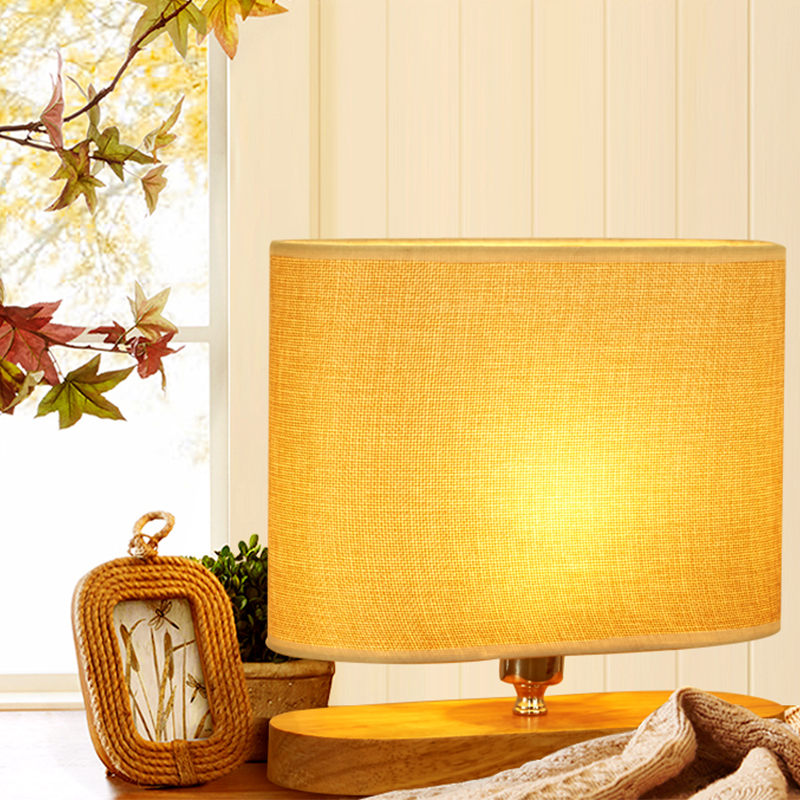 Nordic bedroom bedside lamp Table Lamps decoration modern minimalist fashion rural living room study Muji desk lamp LU623 ZL469 european style desk lamp table lamps modern minimalist fashion design bedroom bedside acrylic miss desk lamp lu727281