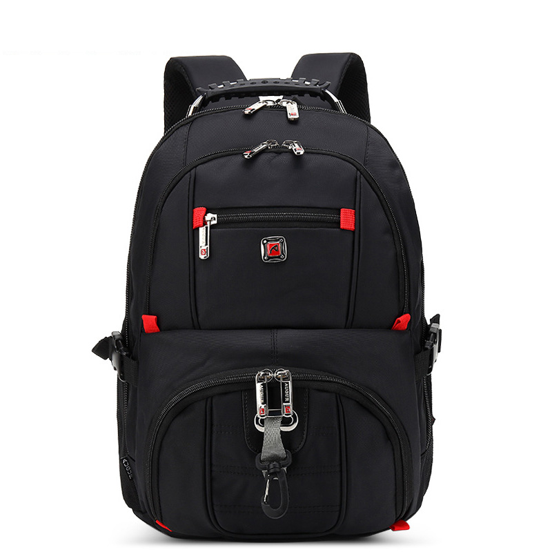 Travel Large capacity Oxford Mens Backpack Fashion Waterproof Male backpack For 15.6 laptop Men Black Sport backpack bagTravel Large capacity Oxford Mens Backpack Fashion Waterproof Male backpack For 15.6 laptop Men Black Sport backpack bag