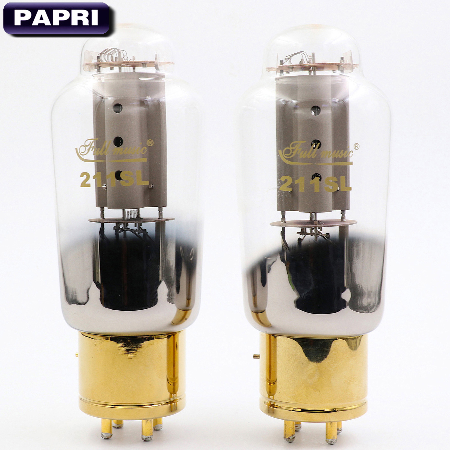 New TJ Fullmusic 211SL Vacuum Tube Vintage Replace 211 Tube For DIY HiFi Amplifier Audio Speaker 2PCS/Lot Test Matched Pair brand new matched pair quad tj fullmusic kt88 cne kt88cne vacuum power tube replace kt88 6550 hifi vintage tube audio amp diy