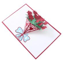 Pop-Up-Cards Greeting-Cards Birthday-Anniversary Valentine Happy 3D Lover for Holiday