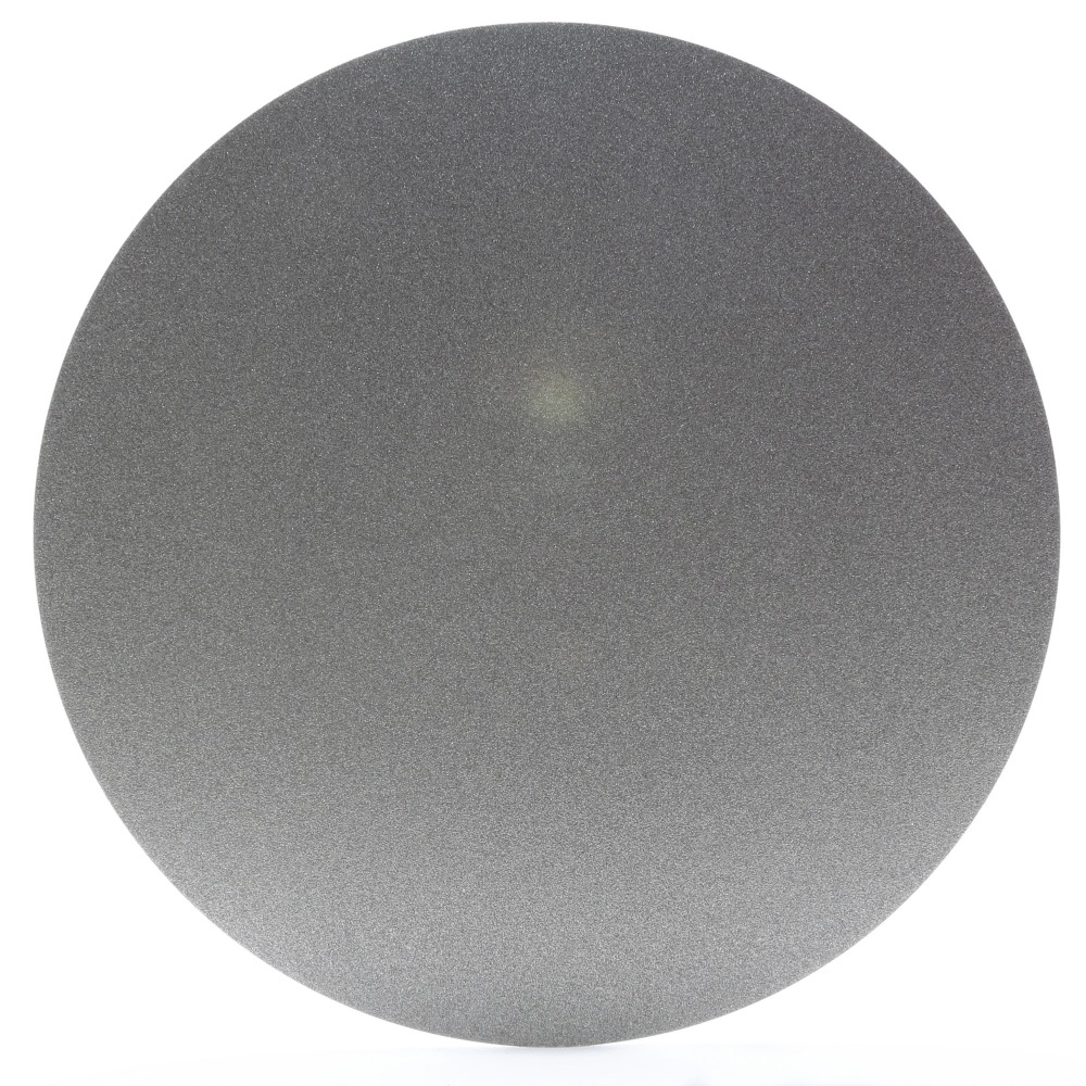 """8/""""x1//2/"""" 600Grit Diamond Lapidary Glass Standard Faceting Lapping Flat Laps"""
