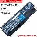 10.8 v batería del ordenador portátil para acer aspire as07b31 as07b51 original 5520 5720 5920g 5930g 6920g 7520g 7330 7720 5930g 6930 as07b42