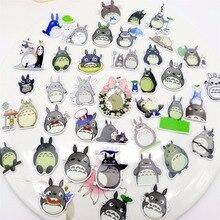 36 pcs Criativo kawaii self-made vizinho Totoro/castelo bonito stickers/adesivos decorativos/DIY ofício foto álbuns