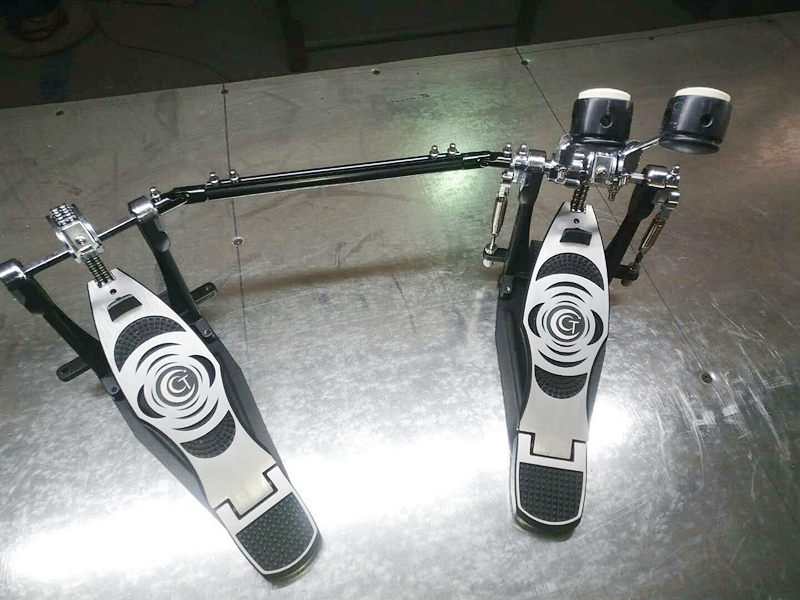 advanced Percussion Double Bass Drum Pedal 2018 new arrival, kick drum pedal