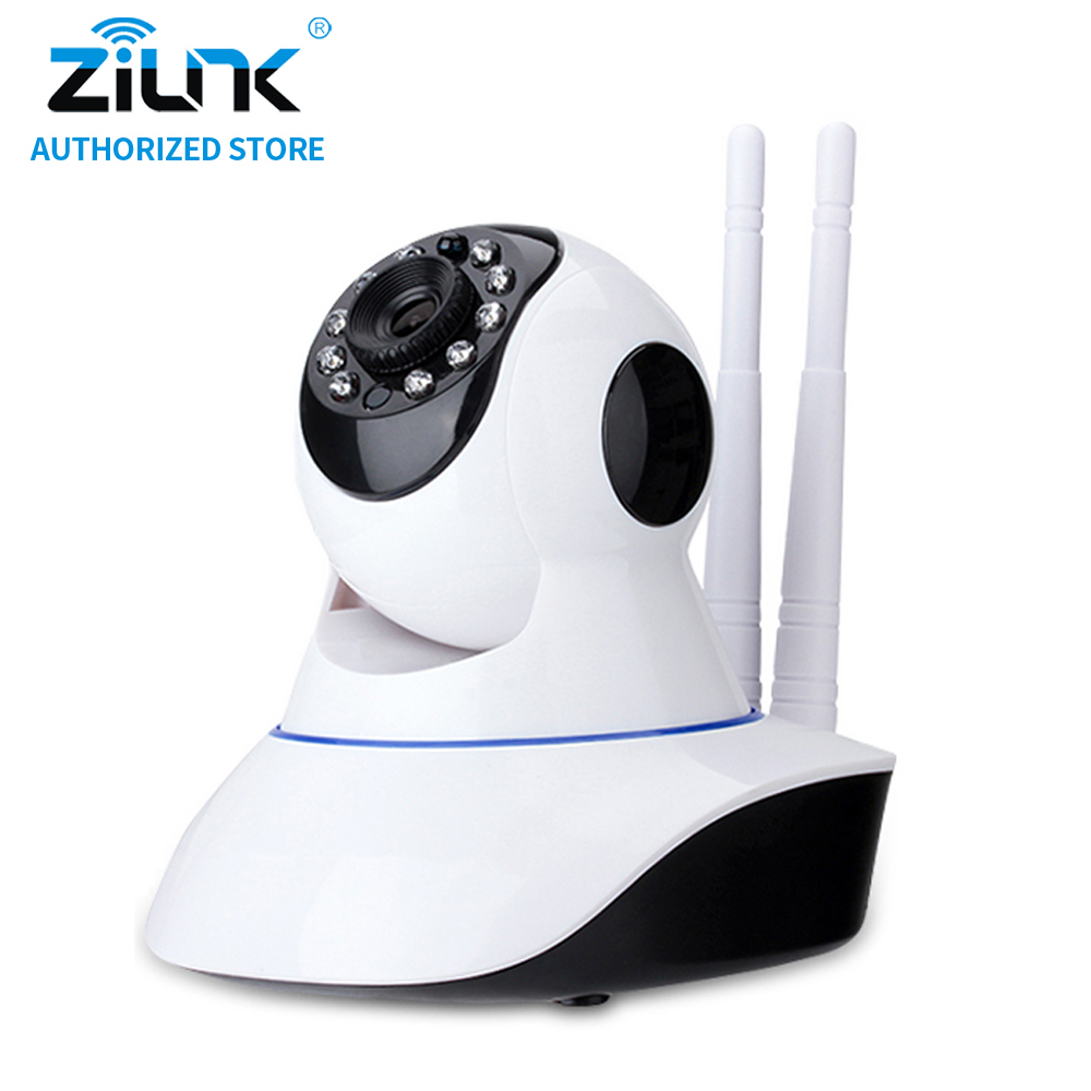 ZILNK 960P 1080P FULL HD Pan Tilt Wireless IP Camera 1.3MP 2MP WiFi Smart Home Security CCTV Surveillance Baby Monitor Onvif APP howell wireless security hd 960p wifi ip camera p2p pan tilt motion detection video baby monitor 2 way audio and ir night vision