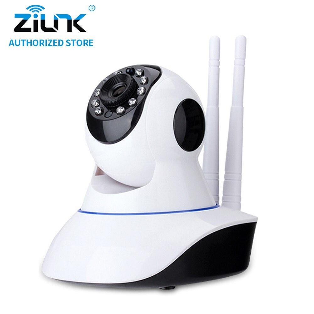 ZILNK 960P 1080P FULL HD Pan Tilt Wireless IP Camera 1.3MP 2MP WiFi Smart Home Security CCTV Surveillance Baby Monitor Onvif APP digoo dg m1x hd 960p ip camera wired wireless wifi camera pan tilt night vision two way audio smart home security onvif monitor