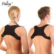 Upper Back Belt Posture Corrector Support Girdles Men Corset Fracture Shoulder Brace Vest Correct Correction Body Shaper