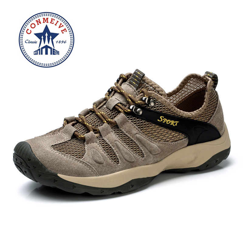 hot sale hiking shoes trekking scarpe uomo sportive shoes-factory-direct senderismo sneakers sapatilhas Rubber Medium(B,M) hot sale m