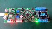DsPIC Development Board DsPIC33FJ Development Board DsPIC33FJ128MC804 Development Board DSP Experimental Board