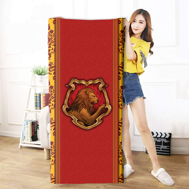 OHCOMICS 30*60cm/50*100cm/70*140cm Harri Potter HP Gryffindor School Travel Towel Swimming Soft Soothing Cotton Face Bath Towel