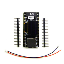 TTGO T2 ESP32 0.95 OLED SD כרטיס WiFi + bluetooth מודול
