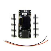 TTGO T2 ESP32 0.95 oled SD カード WiFi + bluetooth モジュール