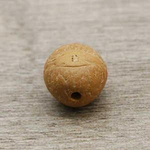 Image 2 - 50PCS Natural Bodhi Beads Real Nepal Phoenix Eye Bodhi Seeds 13 16mm