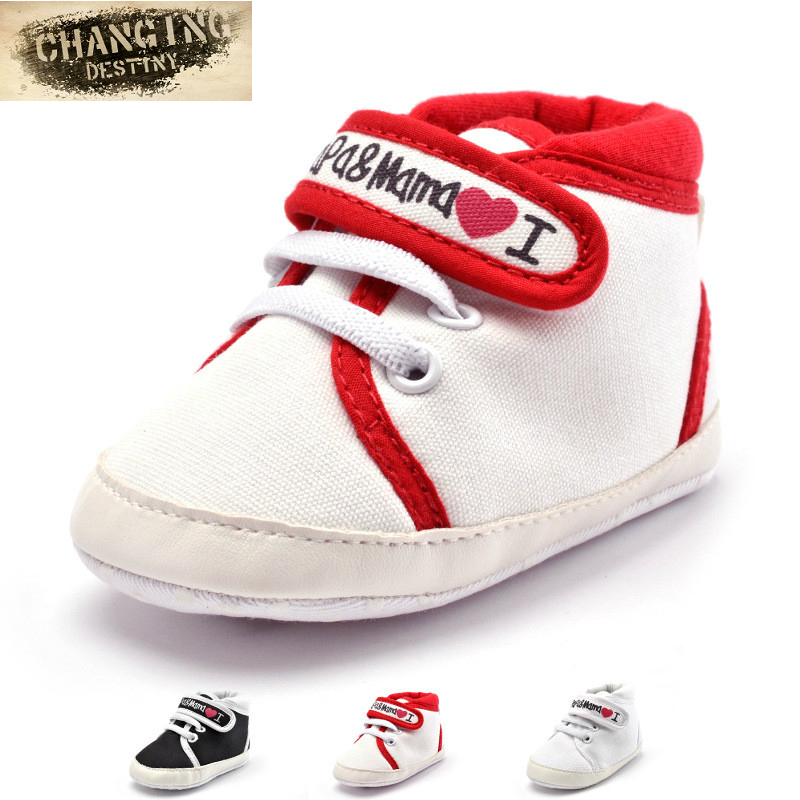 0 - 18 Months Baby First Walkers Boys and Girls Four Seasons New Soft Bottom Antiskid Shoes Casual Babys Shoes