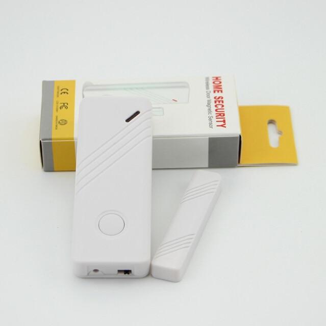 Door Gap Sensor Free shipping GSM Alarm System 433 Mhz new HOT  10/20/50/100 PCS wireless door/window Home Security Alarm System
