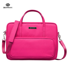 2017 Newest Portable Ultrabook For iPad Pro Retina 11″12″13″ inch Handbag Messenger Durable Unisex Shoulder Bag Fashion Briefcas
